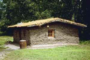 Sod Roof House